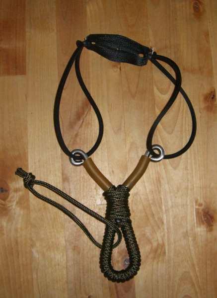 how to make single band slingshot
